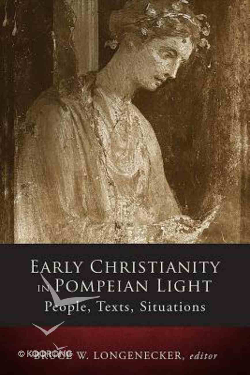 Early Christianity in Pompeiian Light Hardback