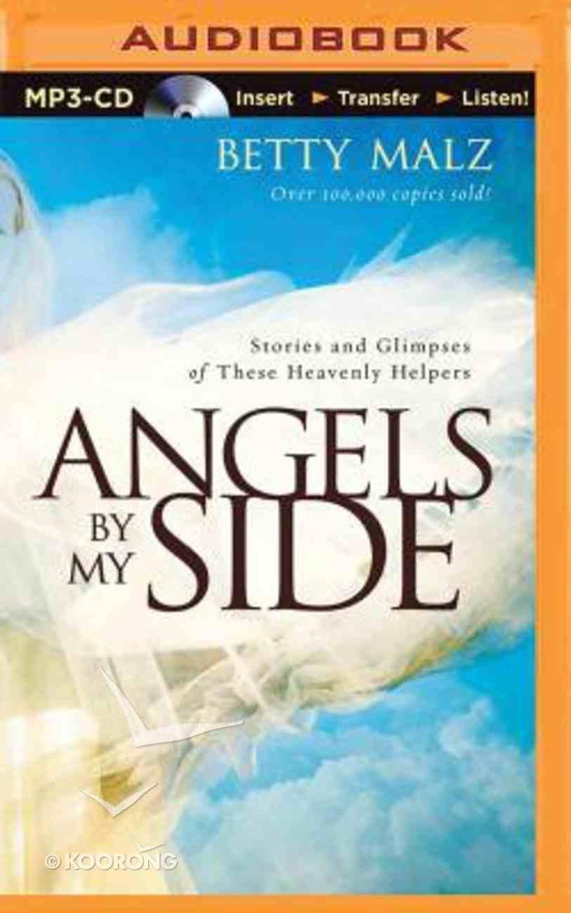 Angels By My Side (Unabridged, Mp3) CD