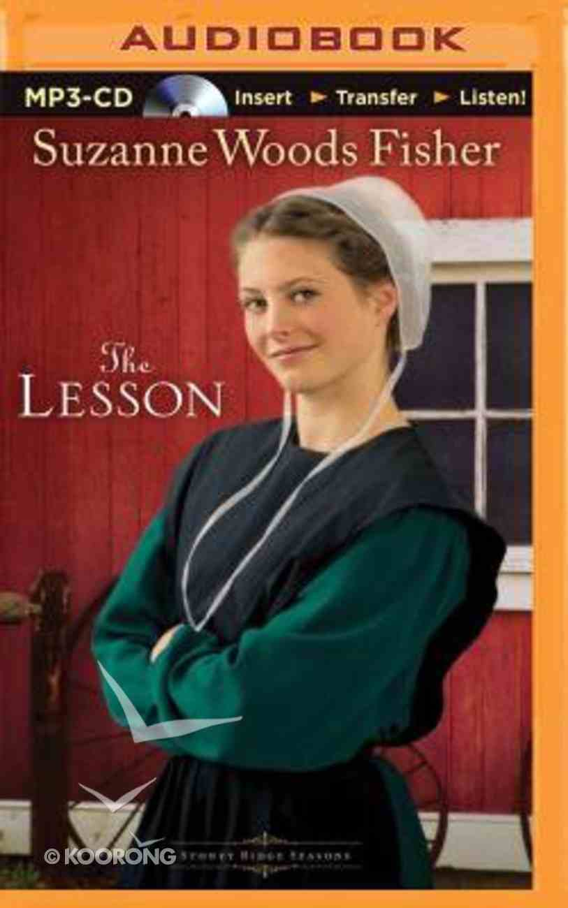 The Lesson (Unabridged, Mps) (#03 in Stoney Ridge Seasons Series Audiobook) CD