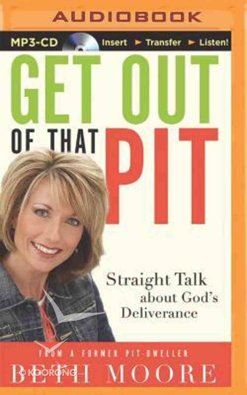 Get Out of That Pit (Mp3) CD