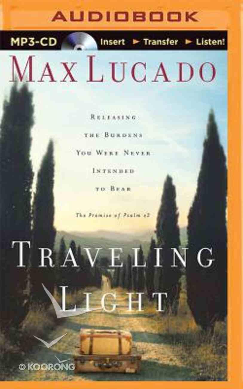 Traveling Light (Unabridged, Mp3) CD