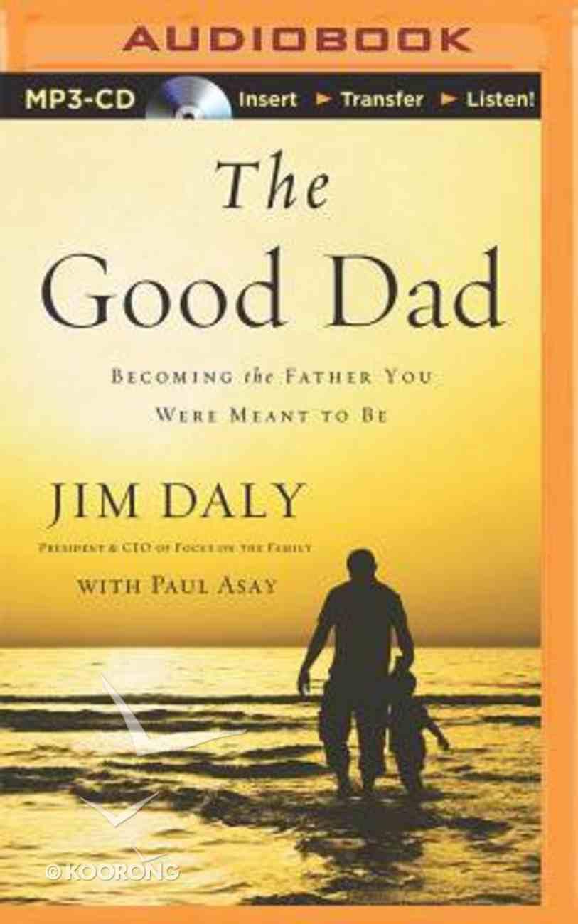 The Good Dad (Unabridged, Mp3) CD