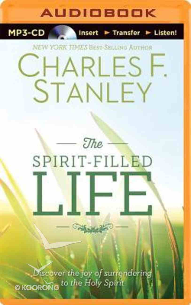 The Spirit-Filled Life (Unabridged, Mp3) CD