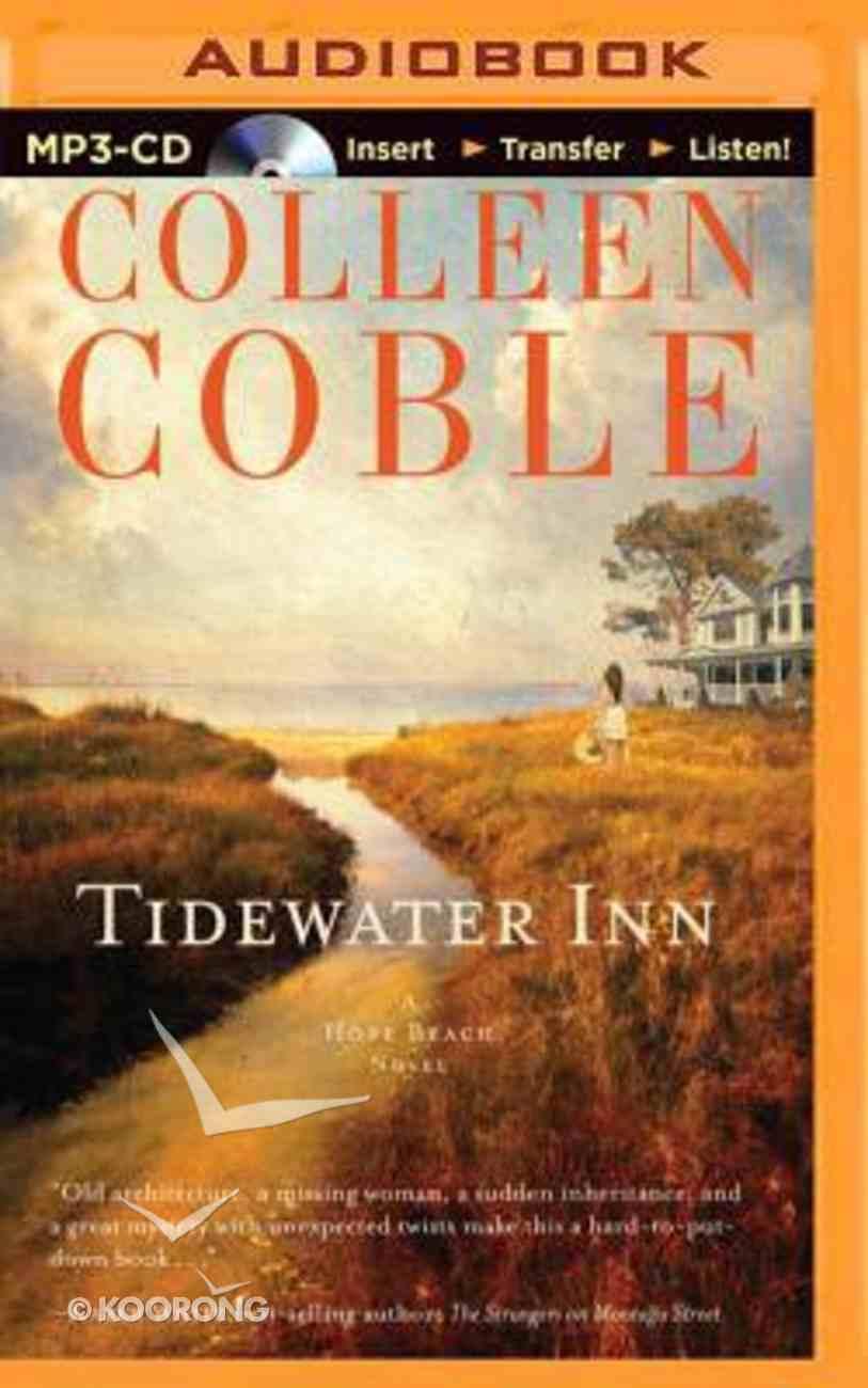 Tidewater Inn (Unabridged, MP3) (#01 in Hope Beach Audio Series) CD