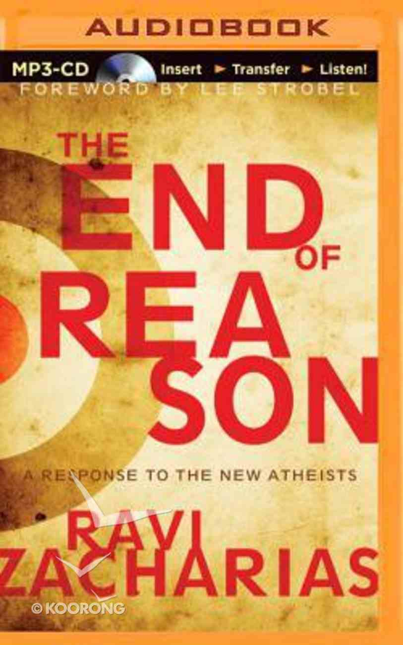 The End of Reason (Unabridged Mp3) CD