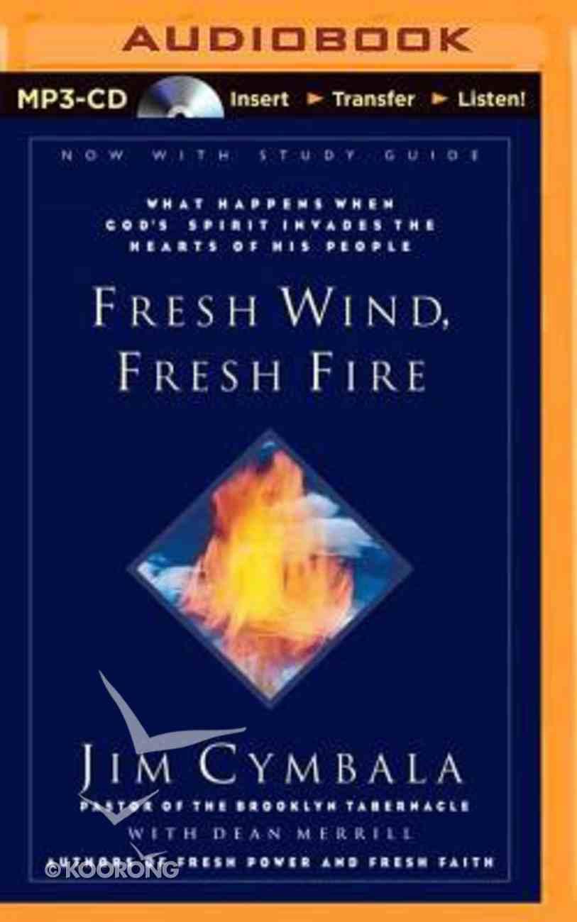 Fresh Wind, Fresh Fire (Unabridged Mp3) CD