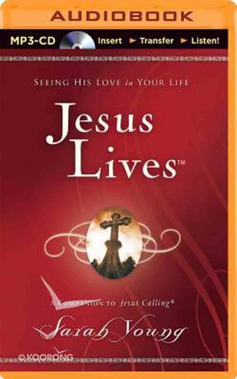 Jesus Lives (Unabridged, Mp3) CD