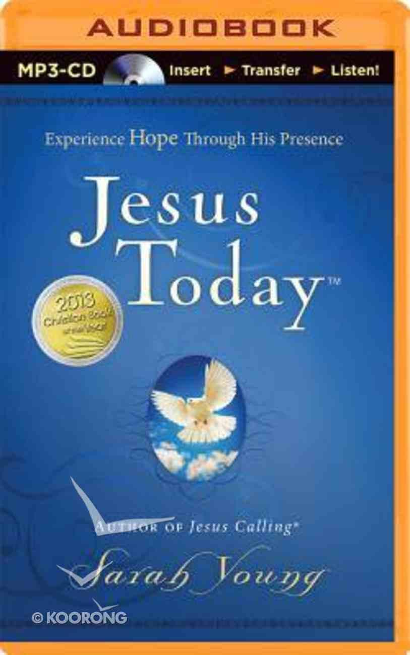 Jesus Today (Unabridged, Mp3) CD