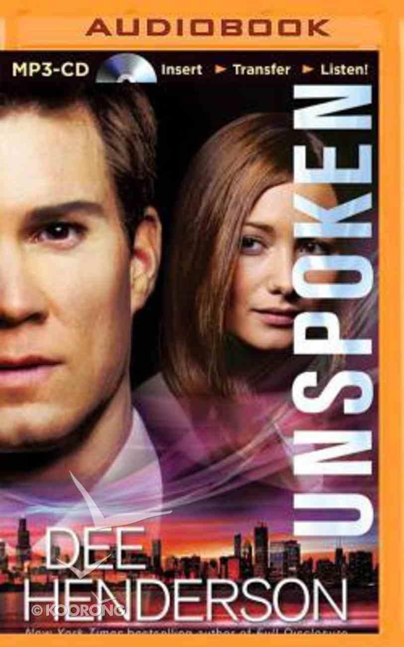 Unspoken (Unabridged, Mp3) CD