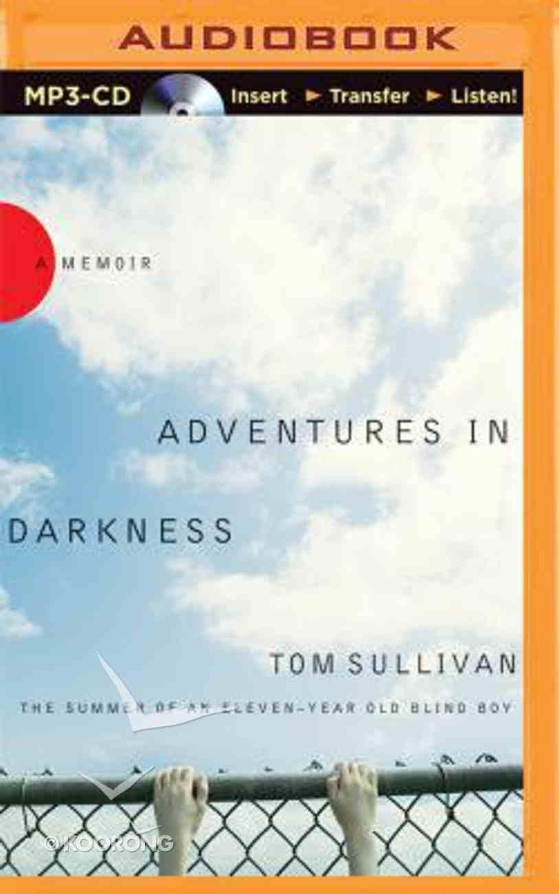 Adventures in Darkness (Abridged, Mp3) CD