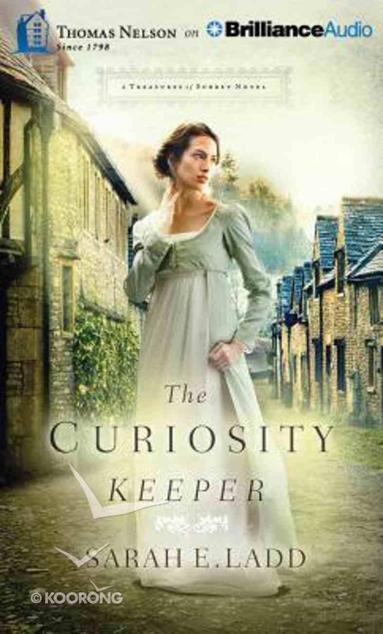 The Curiosity Keeper (Unabridged, 11 CDS) (#01 in Treasures Of Surrey Novel Audio Series) CD
