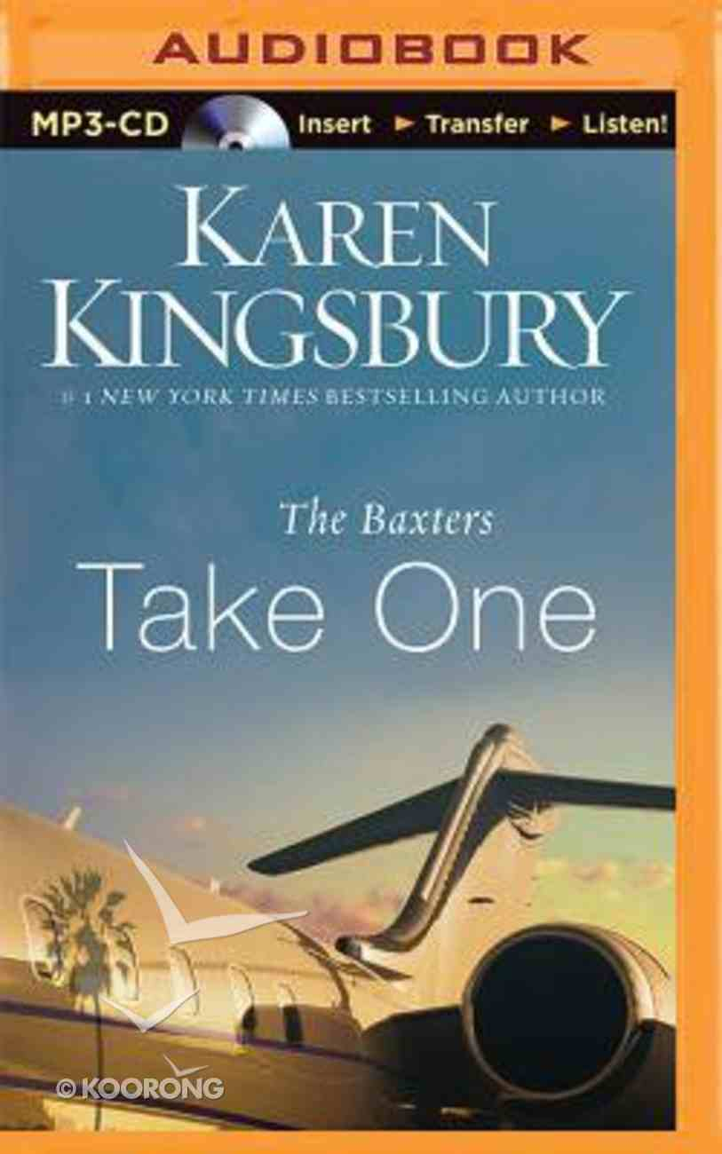 Baxters Take One (Unabridged, MP3) (#01 in Above The Line Audiobook Series) CD