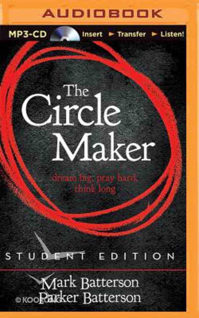 Circle Maker, the (Unabridged, MP3) (Student Edition) CD