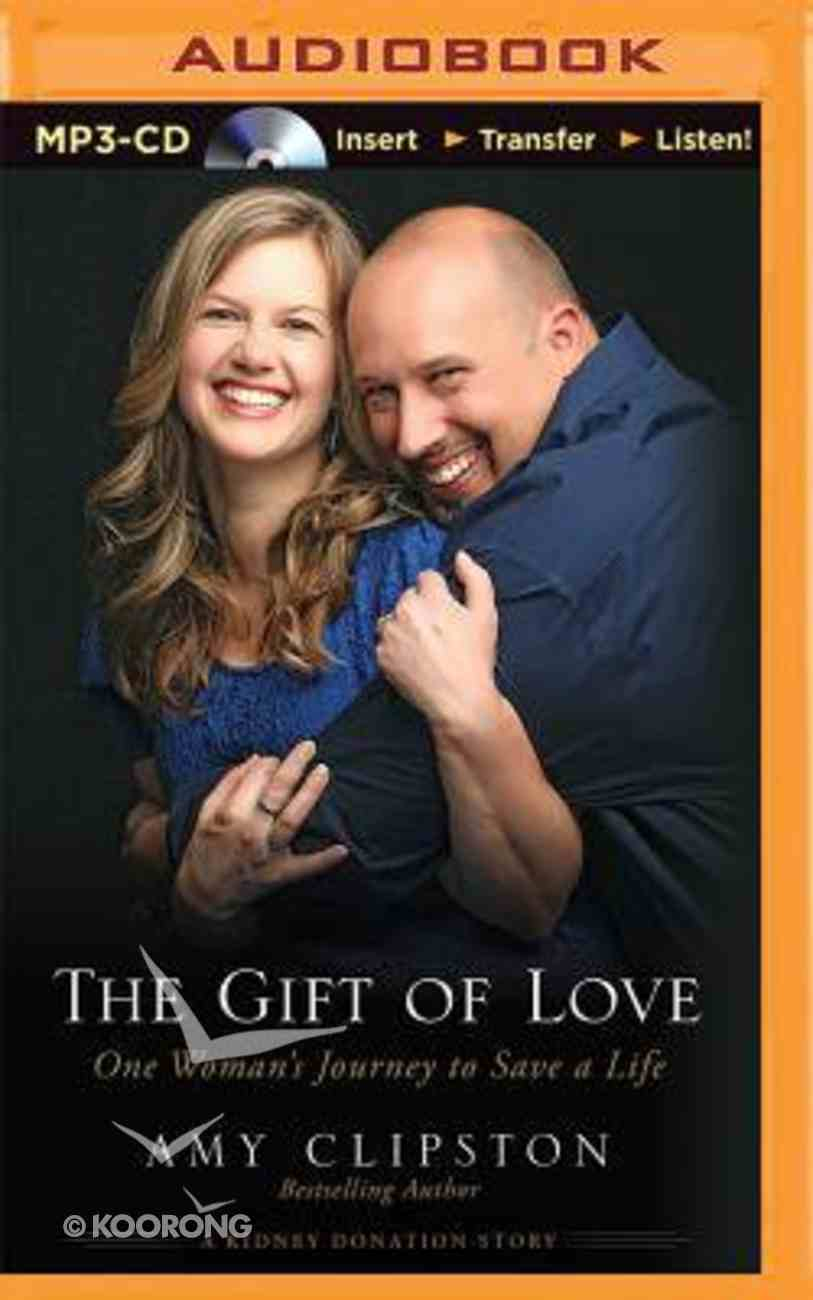 The Gift of Love (Unabridged, Mp3) CD