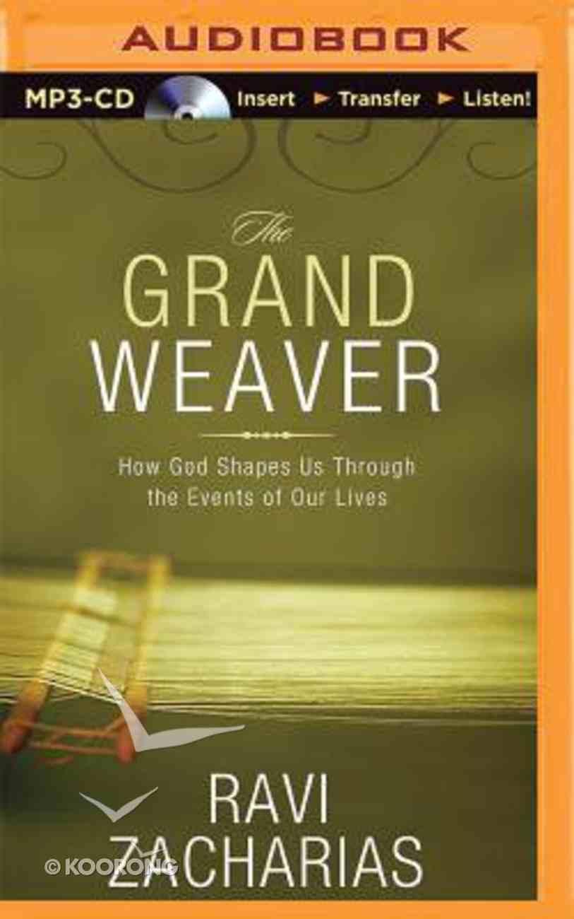 The Grand Weaver (Abridged, Mp3) CD