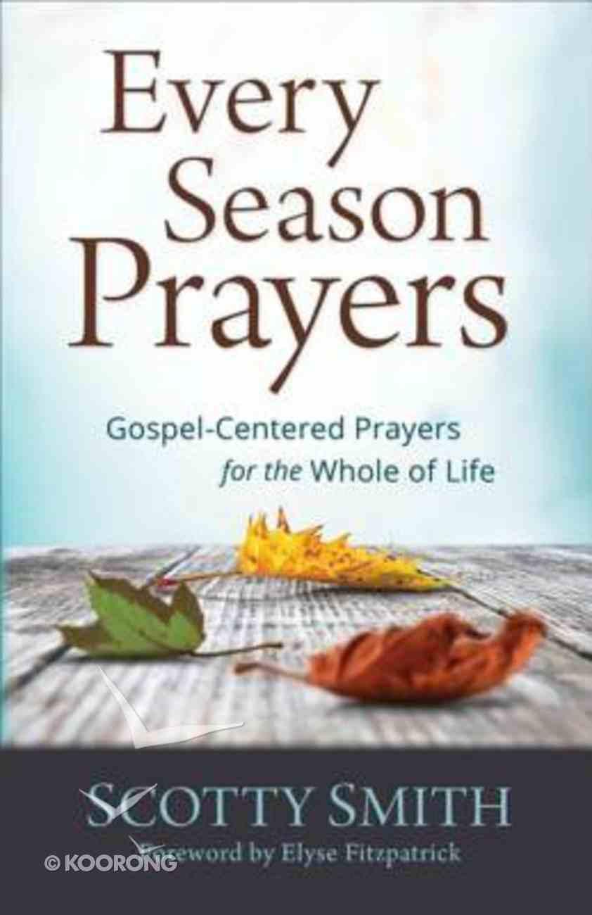 Every Season Prayers eBook