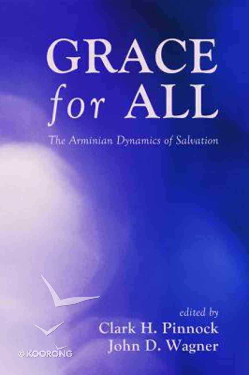 Grace For All Paperback