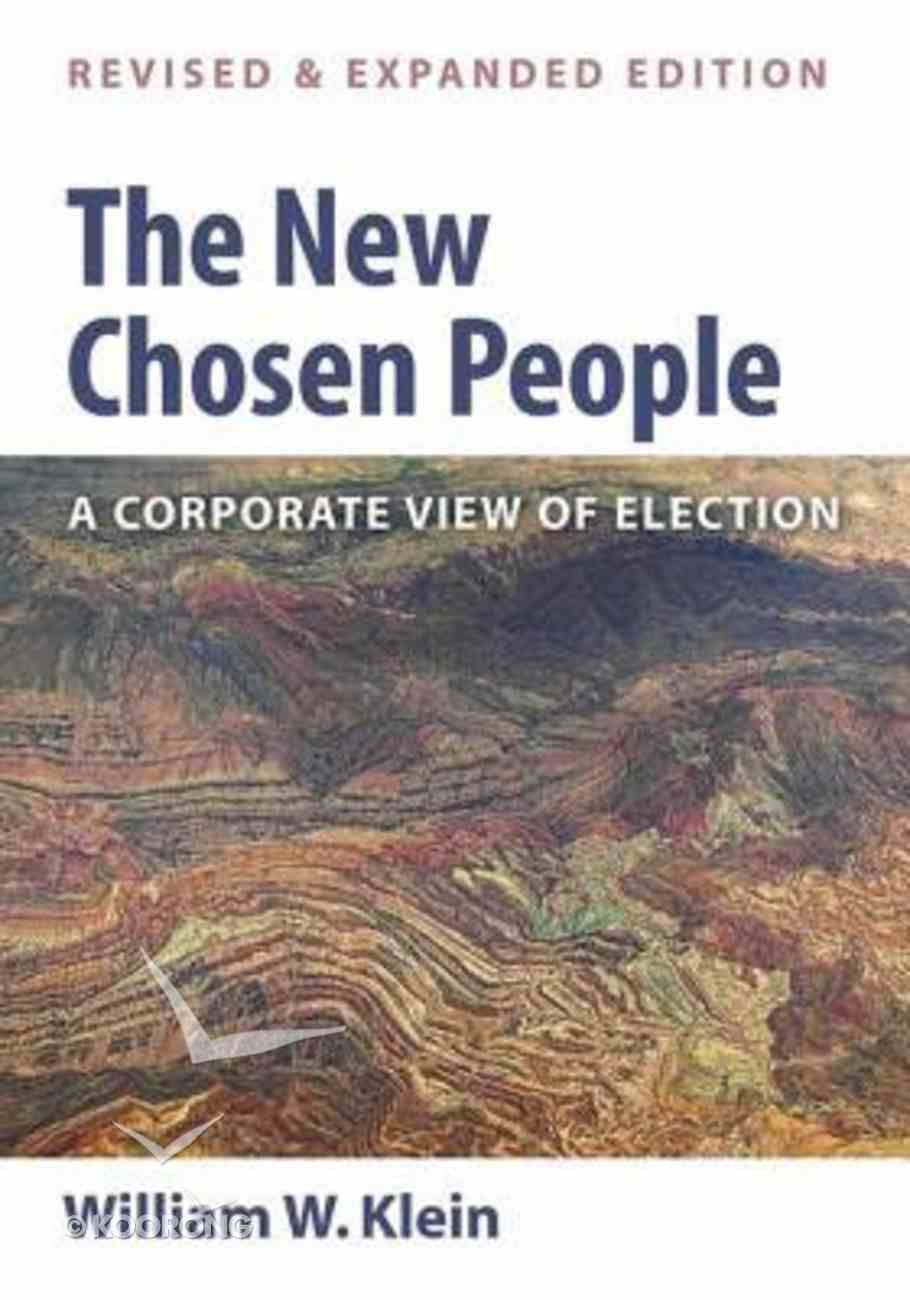 The New Chosen People, Revised and Expanded Edition eBook