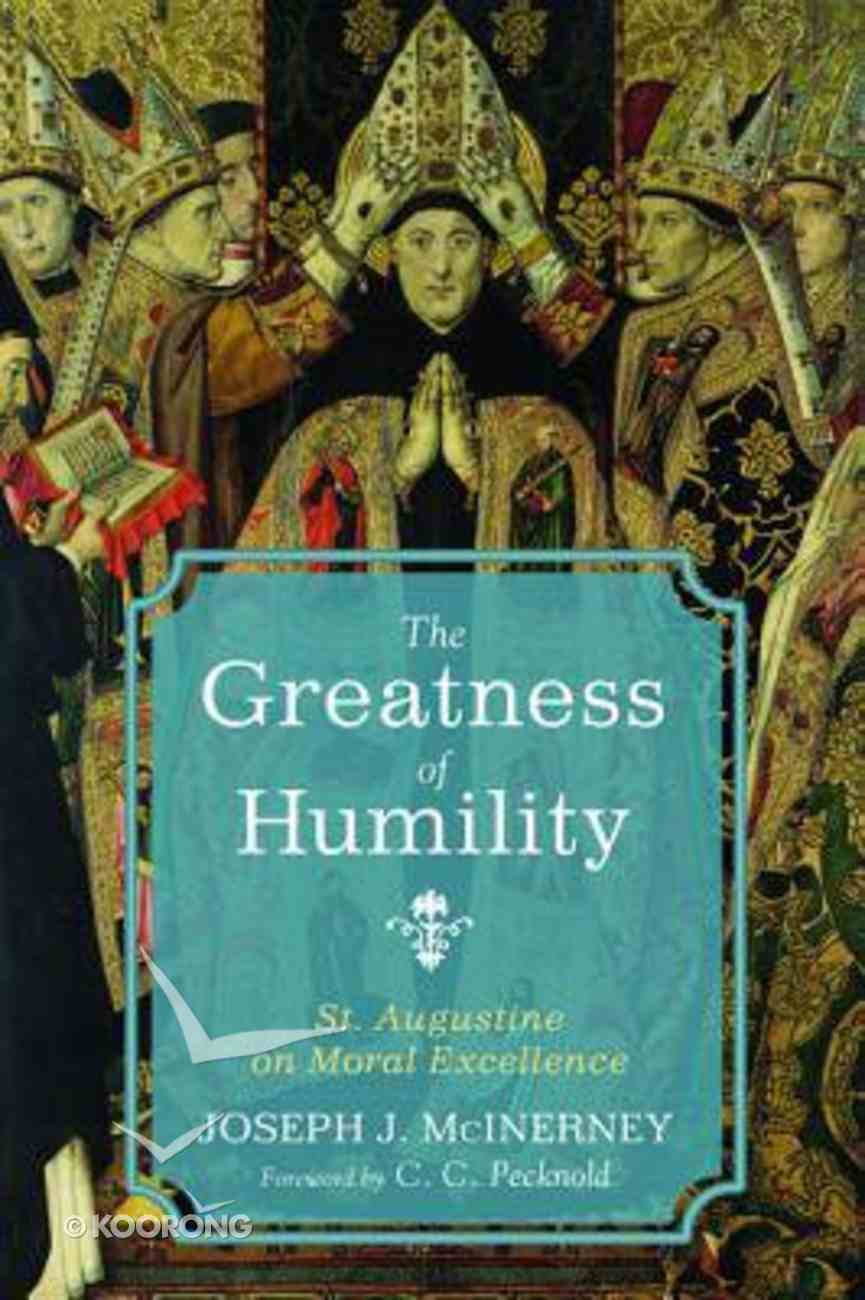 The Greatness of Humility Paperback