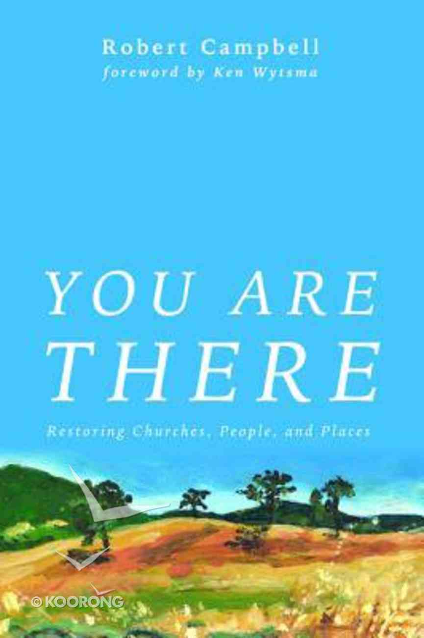 You Are There Paperback