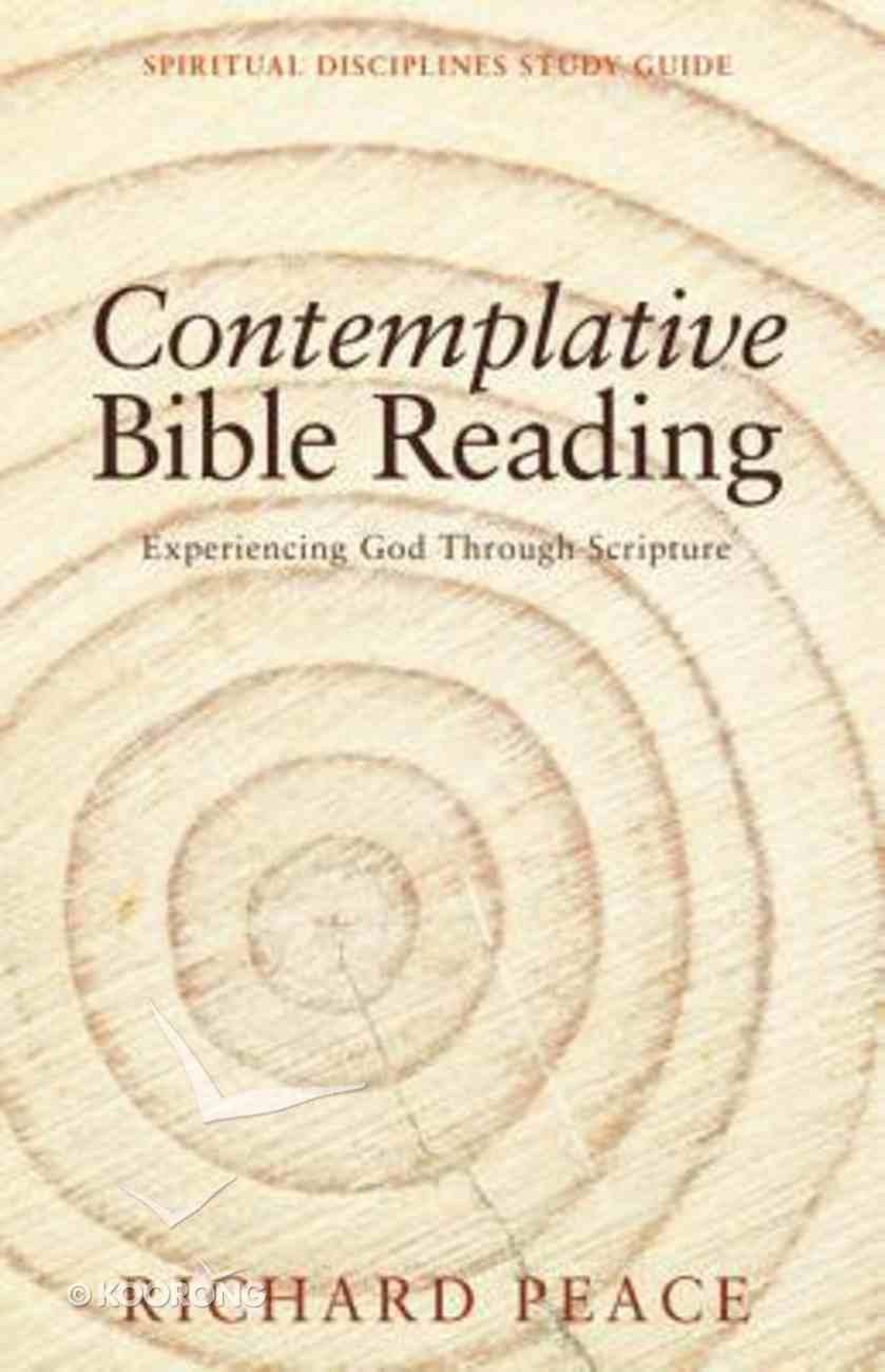 Contemplative Bible Reading Paperback