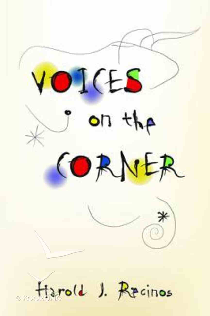 Voices on the Corner Paperback