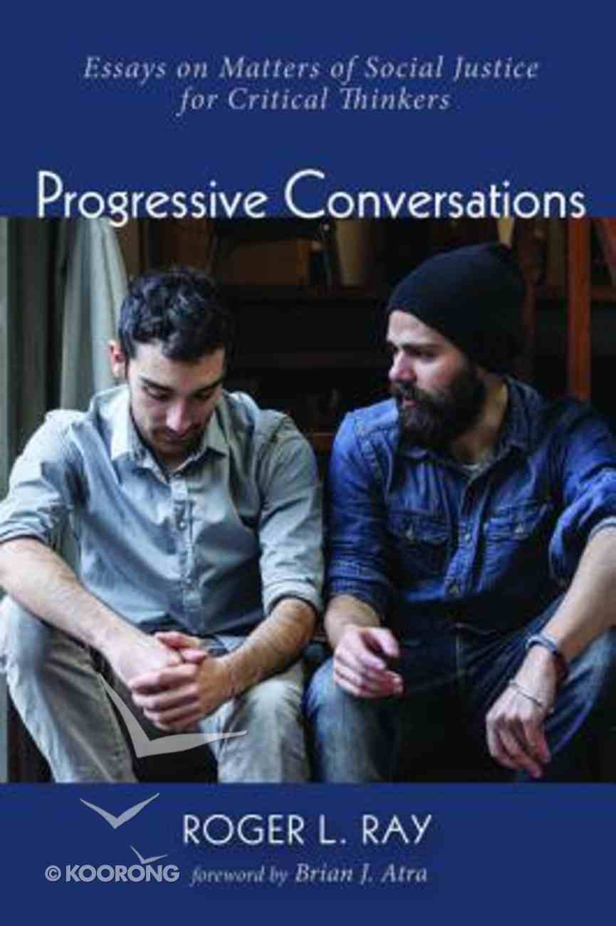 Progressive Conversations Paperback