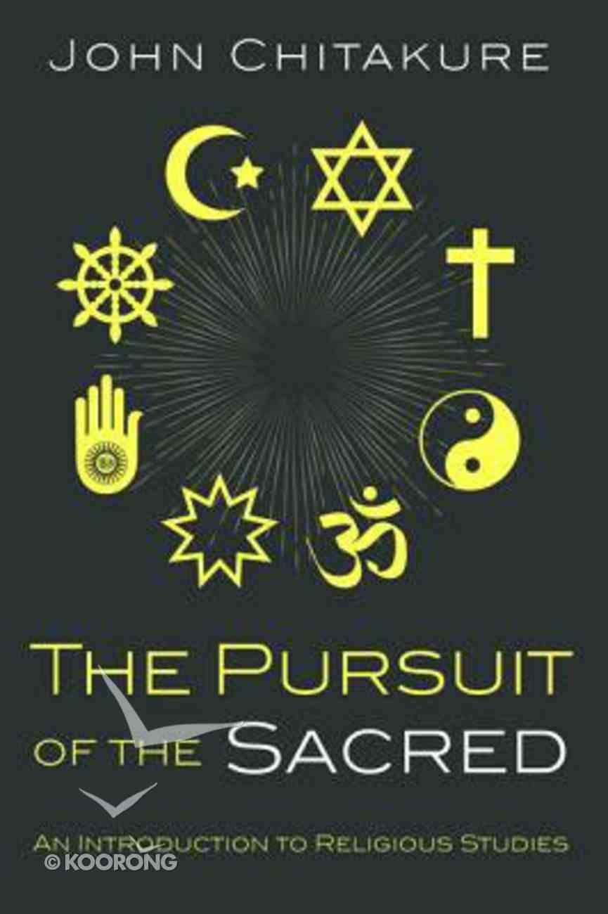 The Pursuit of the Sacred Paperback