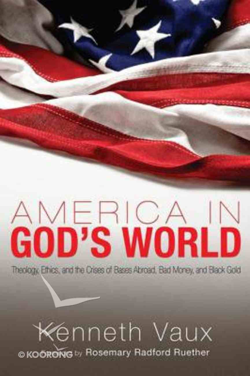 America in God's World eBook