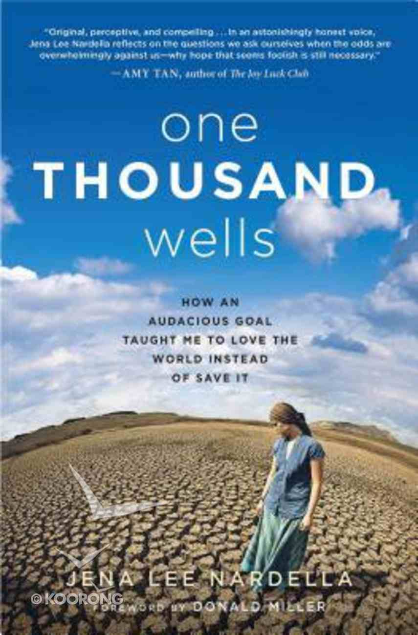 One Thousand Wells Paperback