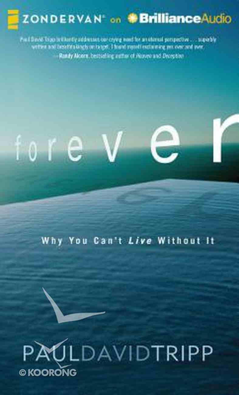 Forever (Unabridged, 7 Cds) CD