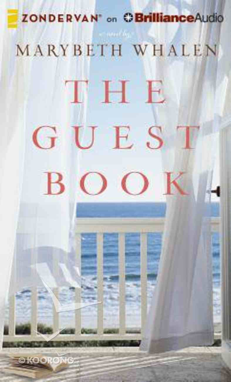 The Guest Book (Unabridged, 8 Cds) CD
