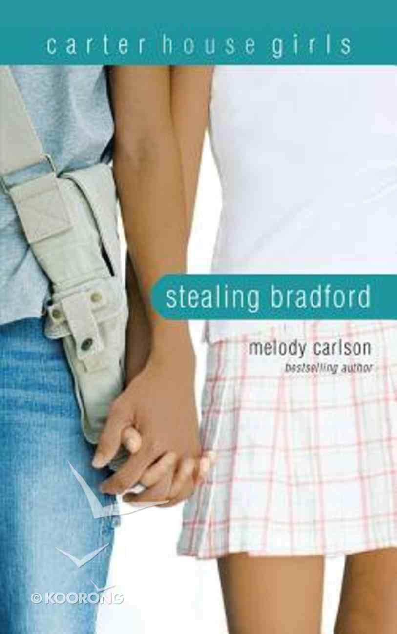 Stealing Bradford (Unabridged, 5 CDS) (#02 in Carter House Girls Audio Series) CD
