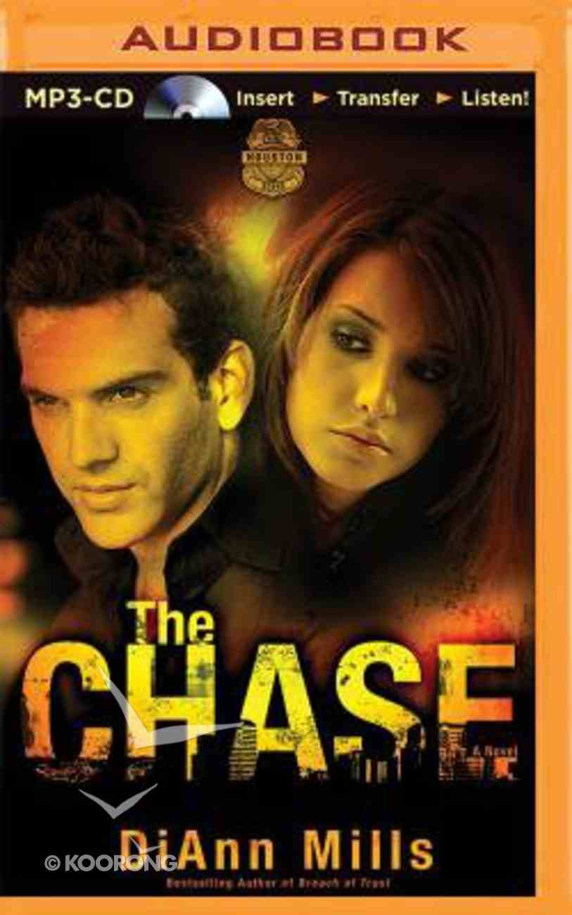 The Chase (Unabridged, MP3) (#01 in Crime Scene Houston Audio Series) CD