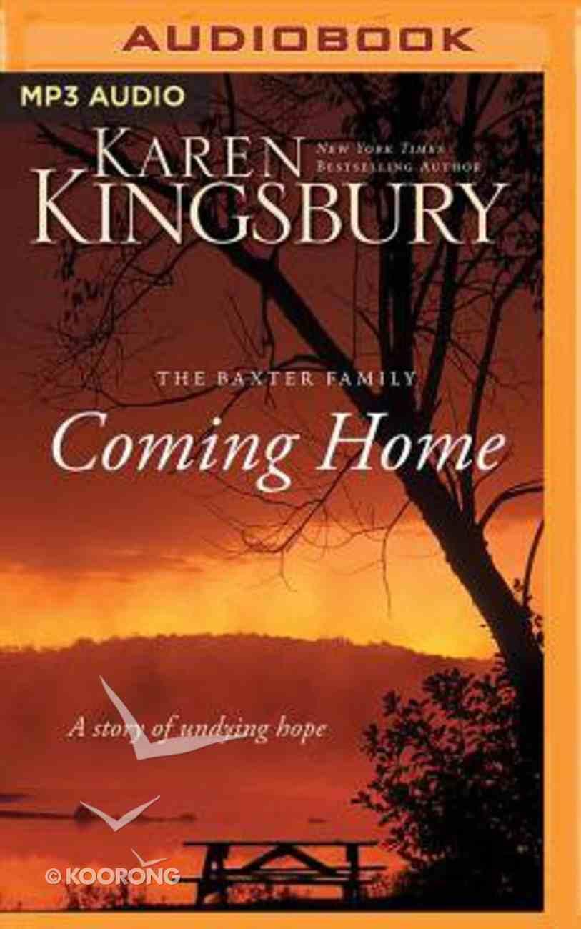 Coming Home (Unabridged, Mp3) CD