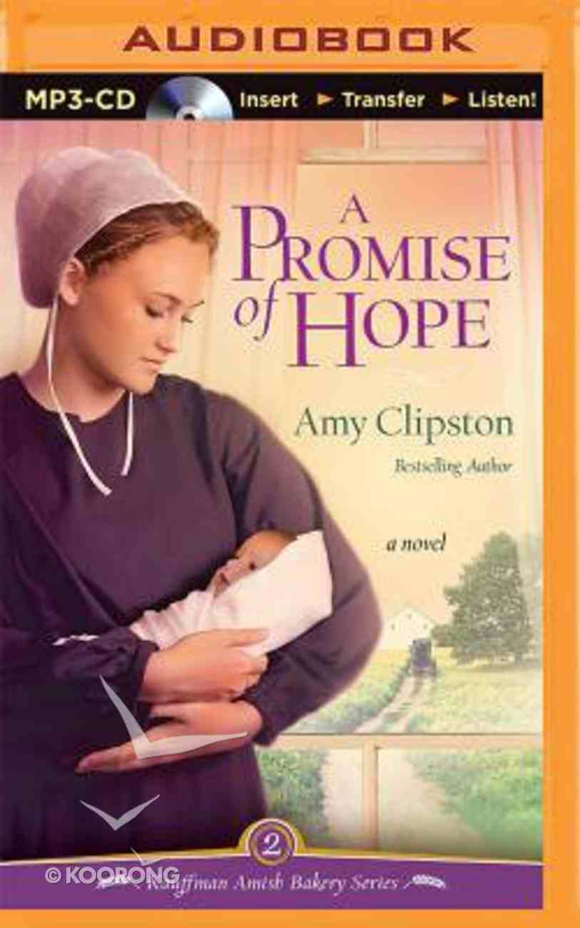 Kabau #02: A Promise of Hope (Unabridged, Mp3) CD