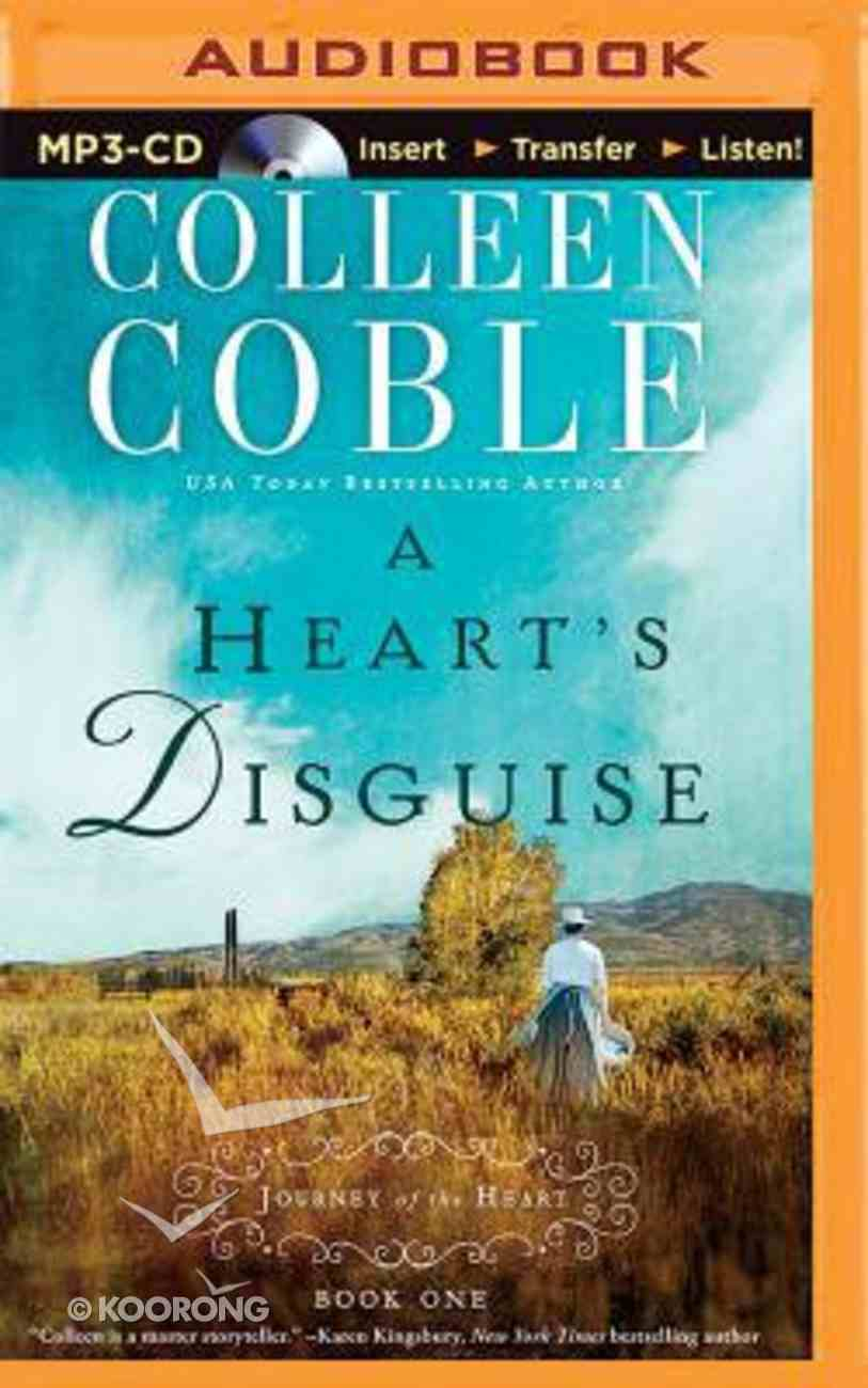 A Heart's Disguise (Unabridged, MP3) (#01 in Journey Of The Heart Audio Series) CD