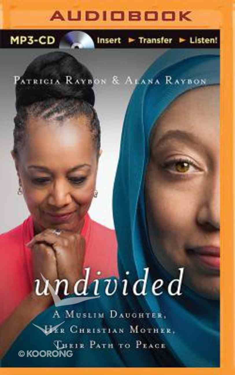 Undivided (Unabridged, Mp3) CD