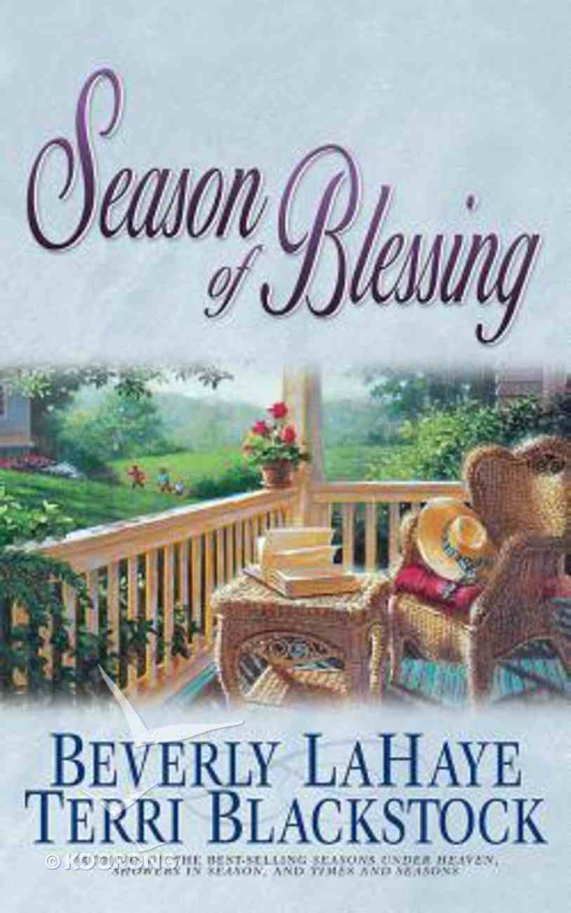 Season of Blessing (Unabridged, 10 CDS) (#04 in Cedar Circle Seasons Audio Series) CD