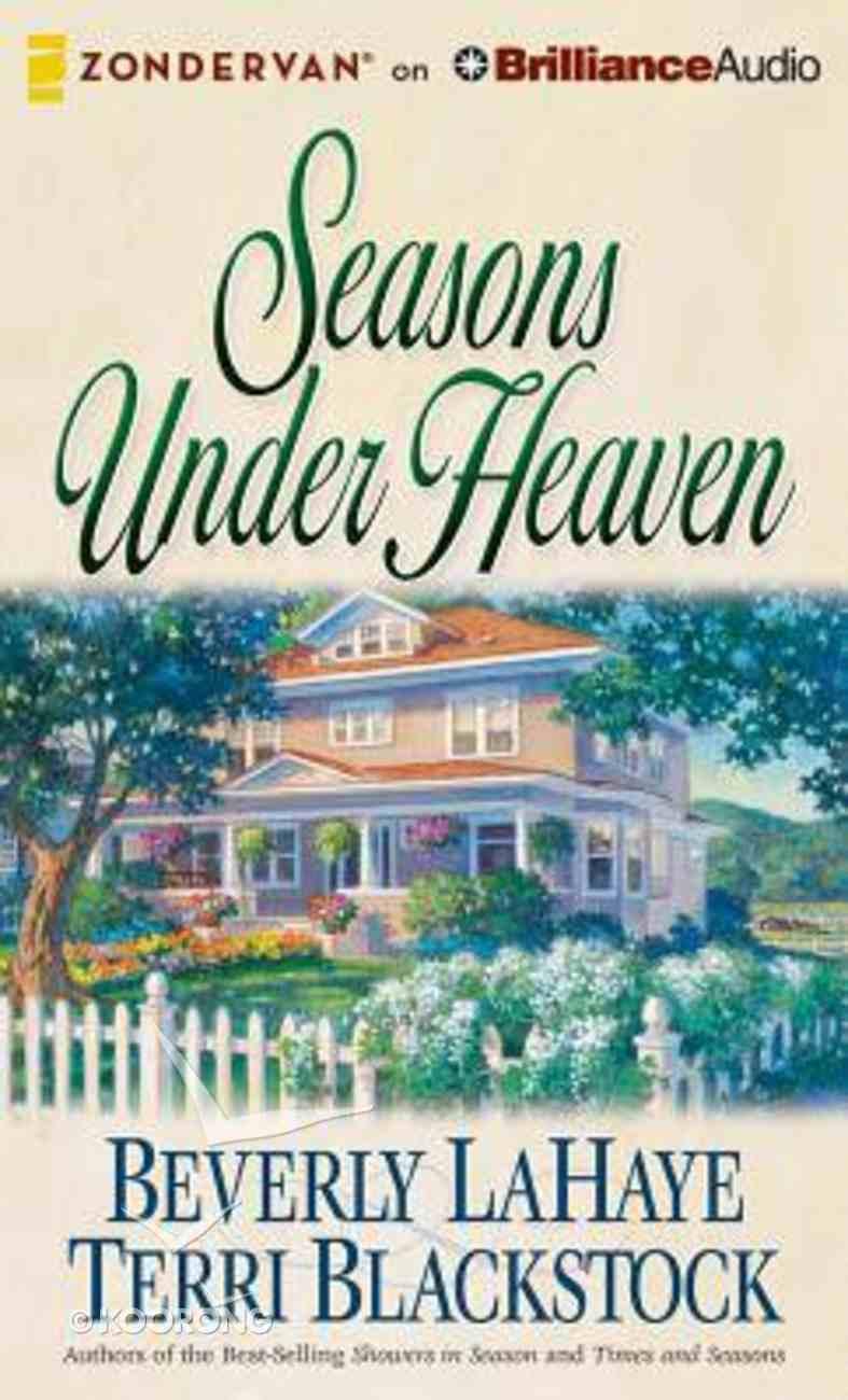 Seasons Under Heaven (Unabridged, 9 CDS) (#01 in Cedar Circle Seasons Audio Series) CD