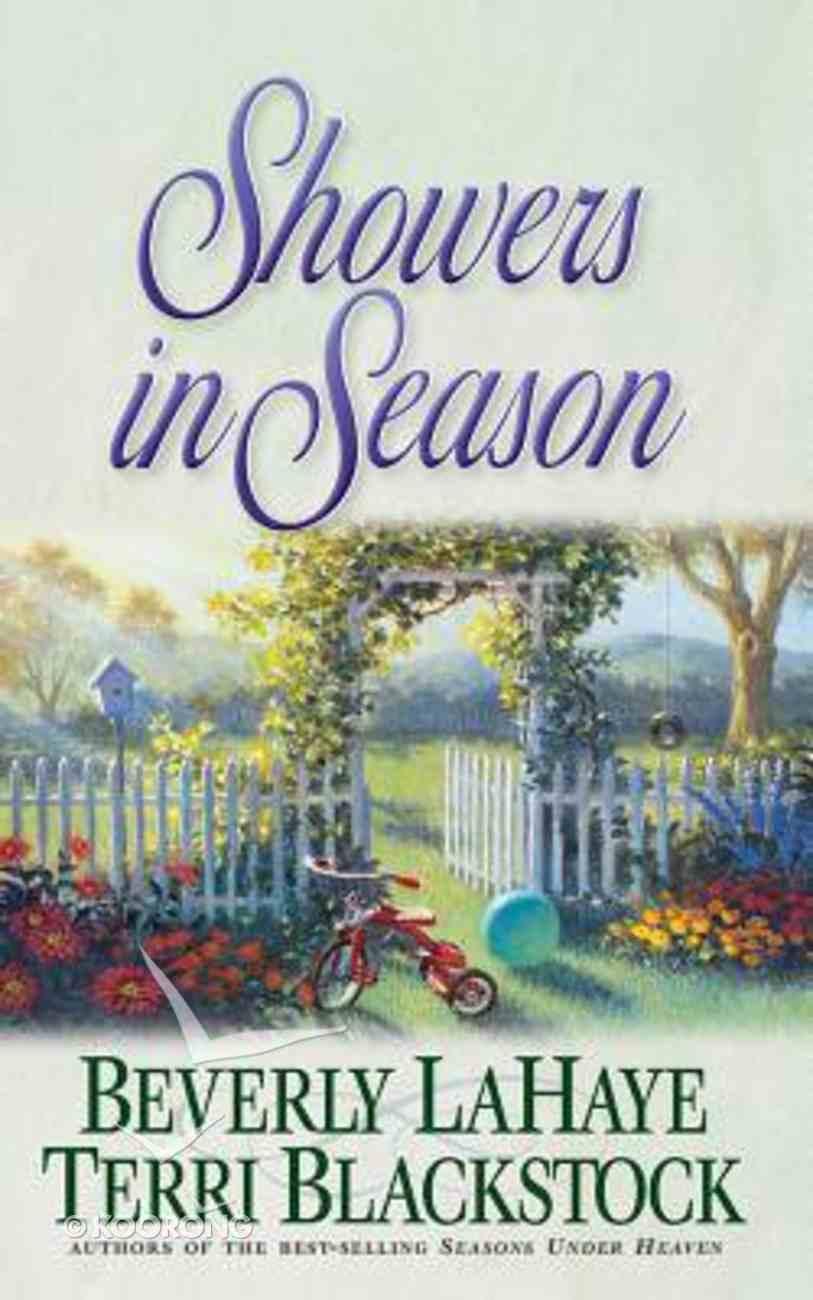 Showers in Season (Unabridged, 10 CDS) (#02 in Cedar Circle Seasons Audio Series) CD