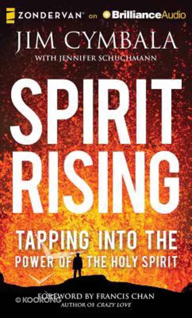 Spirit Rising (Unabridged, 7 Cds) CD