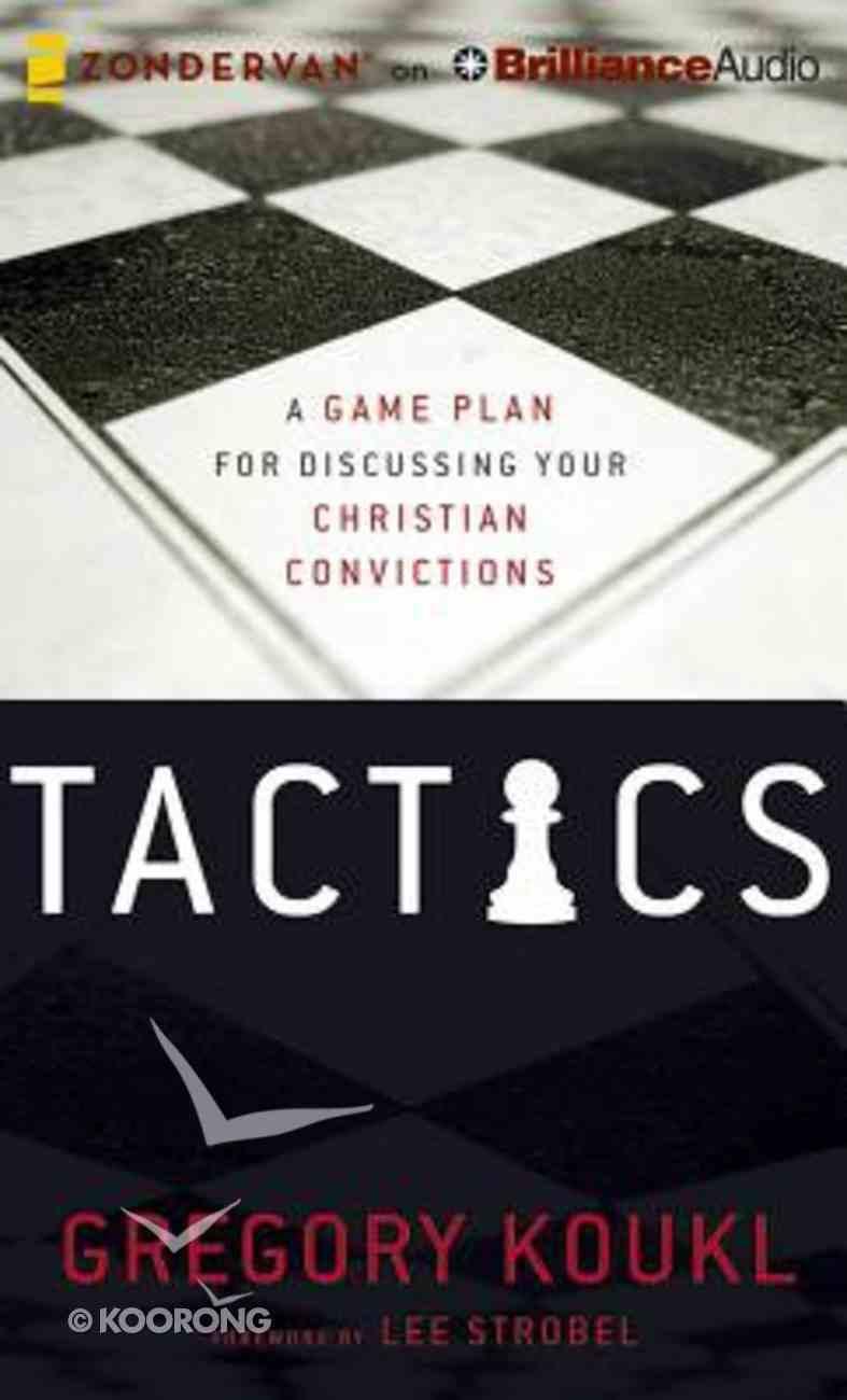 Tactics (Unabridged, 6 Cds) CD