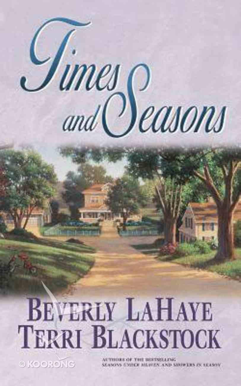 Times and Seasons (Unabridged, 9 CDS) (#03 in Cedar Circle Seasons Audio Series) CD