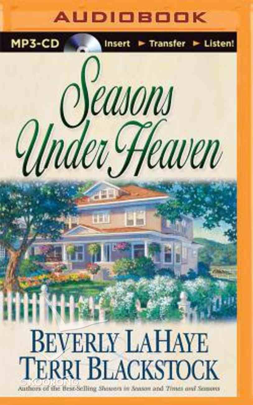 Seasons Under Heaven (Unabridged, MP3) (#01 in Cedar Circle Seasons Audio Series) CD