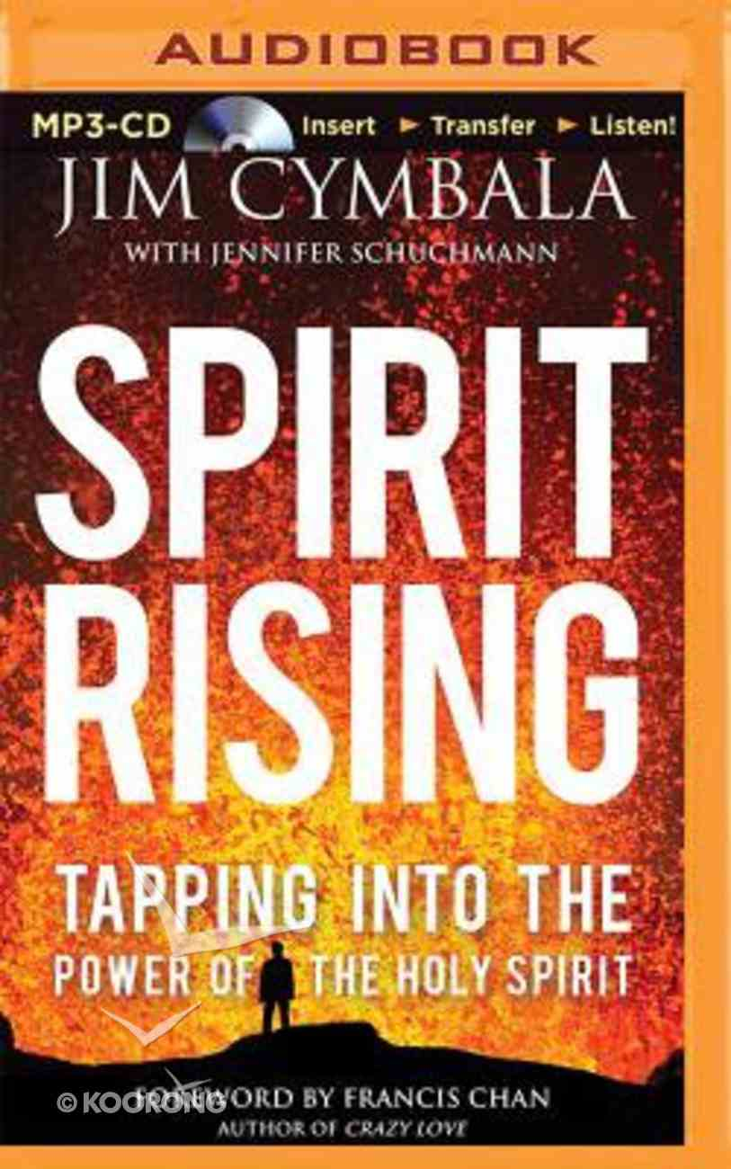 Spirit Rising (Unabridged, Mp3) CD