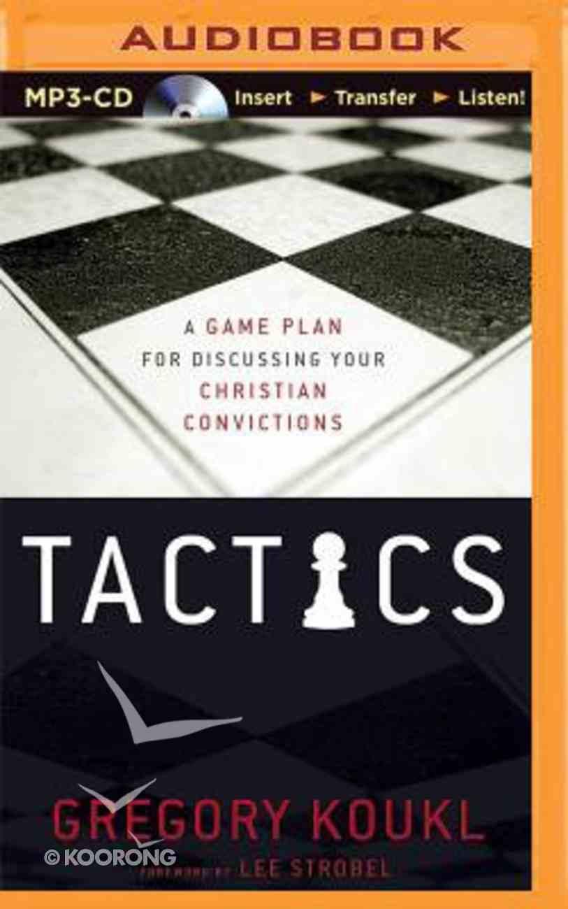 Tactics (Unabridged, Mp3) CD
