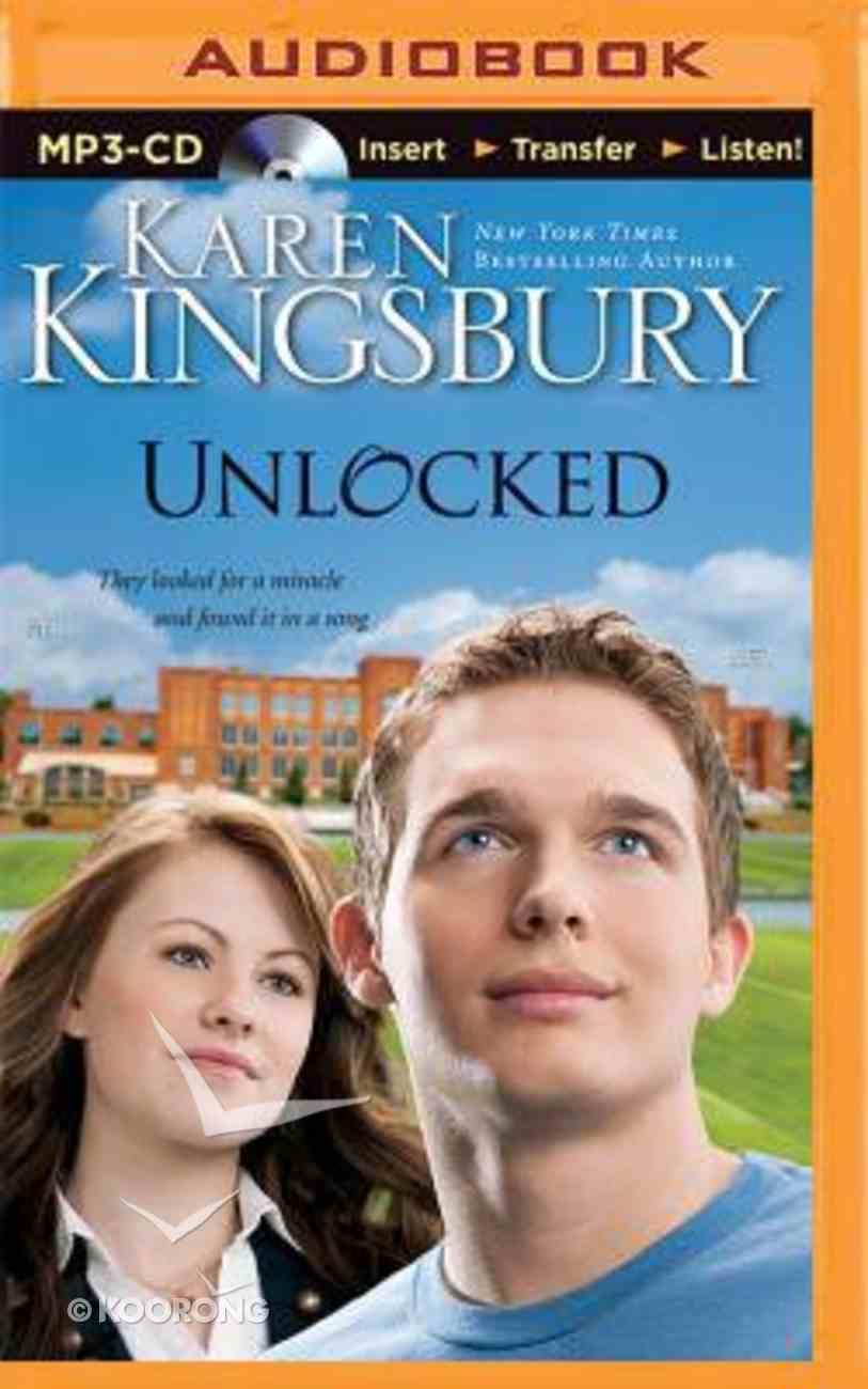 Unlocked (Unabridged, Mp3) CD