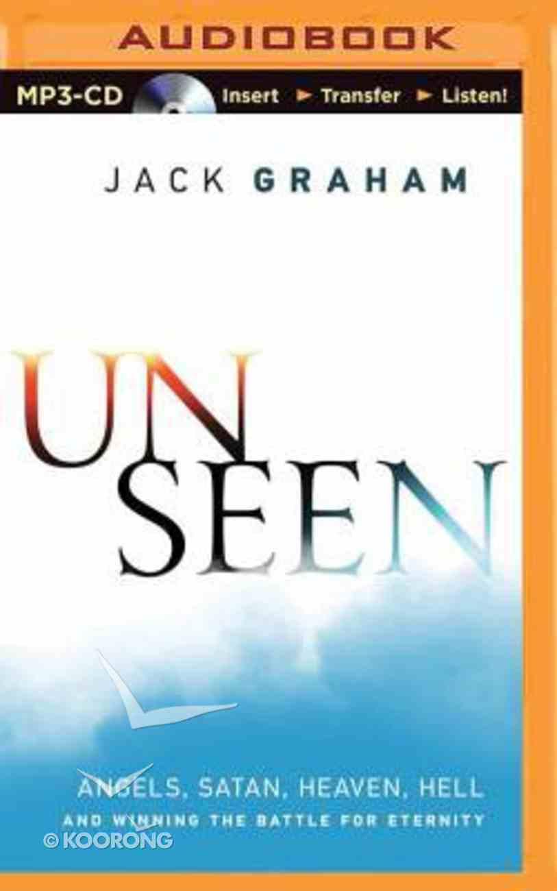 Unseen (Unabridged, Mp3) CD