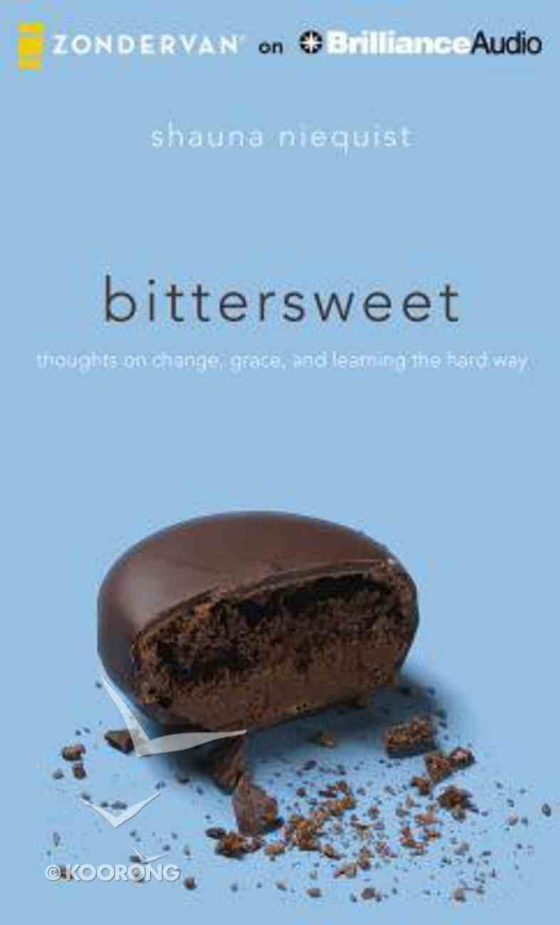Bittersweet (Unabridged, 5 Cds) CD